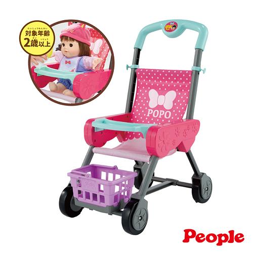 《 People 》POPO - CHAN POPO-CHAN的外出購物推車 /  JOYBUS玩具百貨