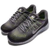 【五折特賣】Nike 慢跑鞋 Wmns Lunarglide 8 Shield 灰 綠 潑墨 防水處理 避震透氣 女鞋【PUMP306】849569-007