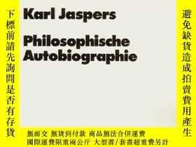 二手書博民逛書店Philosophische罕見AutobiographieY364682 Karl Jaspers Pipe