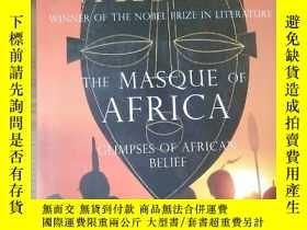 二手書博民逛書店THE罕見MASQUE OF AFRIXAY10980 THE MASQUE OF AFRIXA THE MA