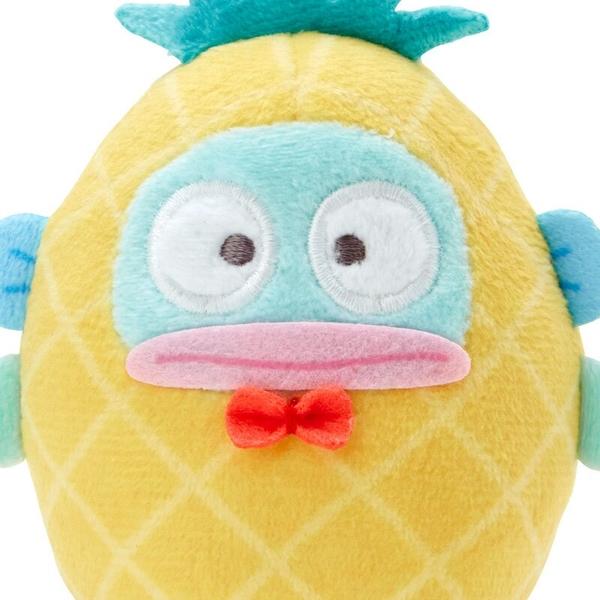 小禮堂 人魚漢頓 迷你沙包玩偶 (黃鳳梨款) 4550337-78102