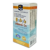 北歐天然 貝比D 液體維生素D3滴劑 11ml天然維他命D美國孕婦協會官方唯一推薦 公司貨 PG美妝