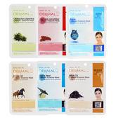 韓國 DERMAL面膜- 保濕/膠原蛋白/馬油滋養/ 調理/ Q10/美白緊緻 - 多款可選 ◆86小舖 ◆