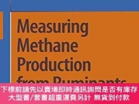 二手書博民逛書店Measuring罕見Methane Production From RuminantsY255174 Har