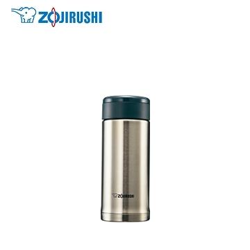 【象印】*0.36L*SLiT不鏽鋼真空保溫杯(SM-AGE35-XA)銀色