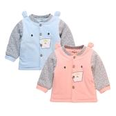 嬰兒薄外套 0-2歲寶寶鋪棉外套