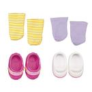 小美樂娃娃 配件 上學鞋子組