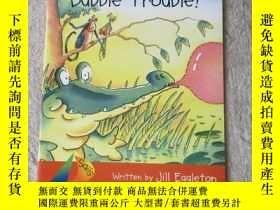 二手書博民逛書店Bubble罕見Trouble!(Sails Year 1)Y2