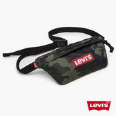 Levis 男女同款 腰包 / 重軍裝迷彩 / Box logo