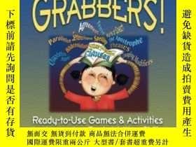 二手書博民逛書店Grammar罕見Grabbers Ready-to-use Games & Activities F For I