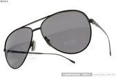 HUGO BOSS 太陽眼鏡 HB0782S 0033H (黑) 經典率性飛官款 # 金橘眼鏡