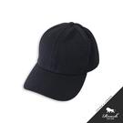 基本款素面棒球帽-【黑】