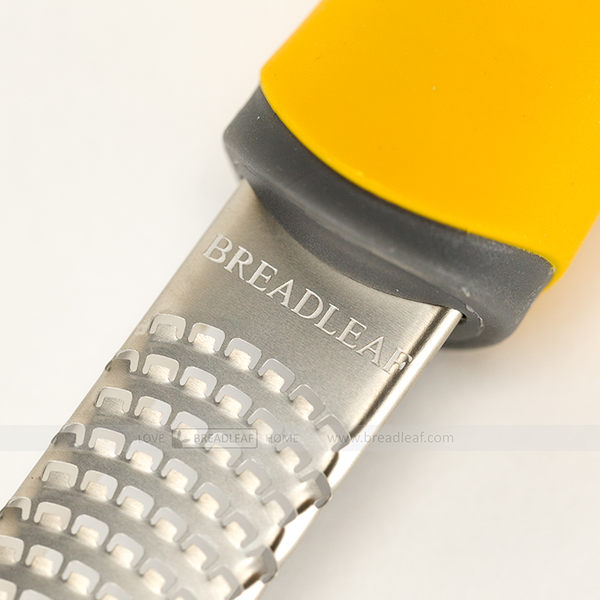 Bread leaf  檸檬擦絲器 巧克力刨屑刀 起司刨絲器U01019