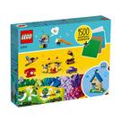 11717【LEGO 樂高積木】得寶 Duplo 系列 - 樂高積木底板創意盒 (1504pcs)