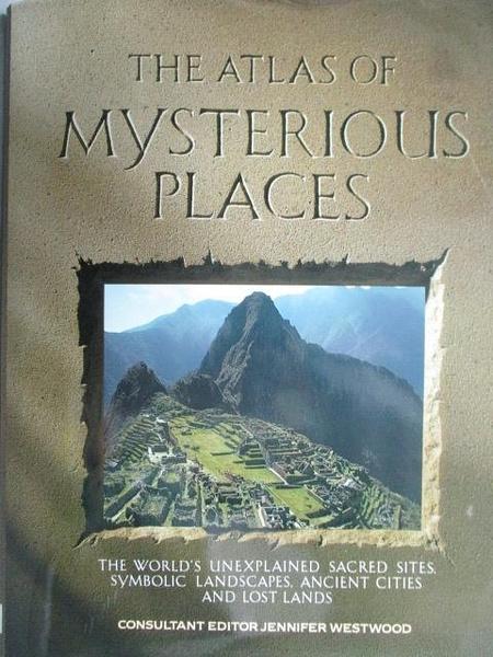 【書寶二手書T4/嗜好_E5M】Mysterious Places