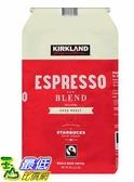 [COSCO代購] Kirkland 精選咖啡豆 義式深度烘培咖啡豆 2.5磅1013克裝 C6979200