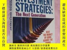 二手書博民逛書店反向投資策略罕見Contrarian Investment St