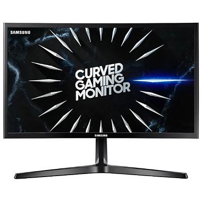 【限量特賣】SAMSUNG C24RG50FQC 24型 VA曲面電競螢幕 送CONCEPTRONIC 水舞喇叭