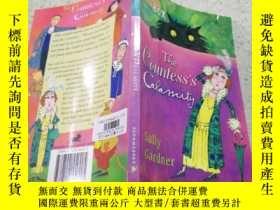 二手書博民逛書店the罕見countess s calamity伯爵夫人的災難Y212829