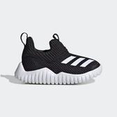 Adidas RapidaZen 2 男女款黑色運動慢跑休閒童鞋-NO.FV2618