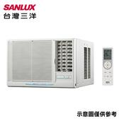 【SANLUX三洋】3-5坪窗型右吹冷氣SA-R221FEA 110V