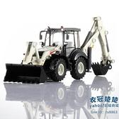 玩具車 合金工程車模型1:50雙向鏟車挖土機原廠仿真玩具汽車【快速出貨】