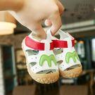 兒童涼鞋寶寶鞋子男童女童鞋軟底防滑小童鞋嬰兒學步鞋全館免運