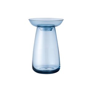 日本KINTO AQUA CULTURE 玻璃花瓶 (小)-共2色藍
