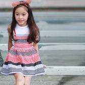Augelute 女童 蘇格蘭假2件洋裝 53010