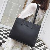 托特包    ins包包女上單肩包女大包韓版時尚挎包大容量手提托特包  瑪麗蘇