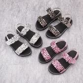女童涼鞋★軟底沙灘鞋寶寶涼鞋(3色
