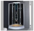 【麗室衛浴】淋浴蒸氣房 S-101  900*900*2150mm