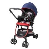 【愛吾兒】GRACO 超輕量型雙向嬰幼兒手推車 輕旅行 CITI STAR-美洲之星