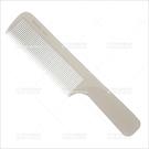 1803抗高溫酸鹼耐摔超薄寬版剪髮梳子[59801]