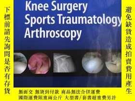 二手書博民逛書店KSSTA罕見Knee Surgery Sports Traum