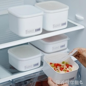 便當盒日本進口冰箱保鮮盒可微波爐加熱飯盒便當盒食物收納盒密封冷藏盒 貝芙莉LX