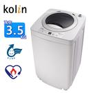 Kolin 歌林3.5KG單槽洗衣機(不...