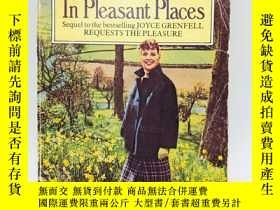 二手書博民逛書店In罕見pleasant places 英文原版《在宜人的地方》