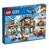 Lego 城市系列滑雪場