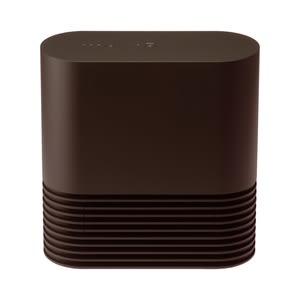 日本 ±0 正負零 陶瓷電暖器XHH-Y030(咖啡色)
