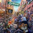 動物方城市 電影原聲帶 CD OST  (音樂影片購)