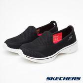 SKECHERS GO WALK 4 健走系列 14170BKW 女鞋