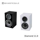 【限時特賣+24期0利率】英國 Wharfedale Diamond 11.0 書架 喇叭 一對 (2色) 公司貨