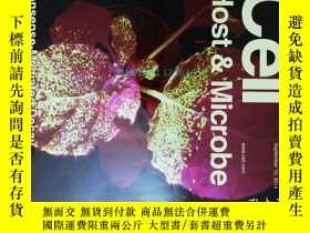 二手書博民逛書店Cell罕見Host & Microbe (JOURNAL) 2