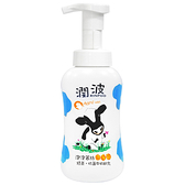 Rinpoo潤波 泡泡慕絲洗手乳(綠茶抗菌牛奶)300ml【小三美日】