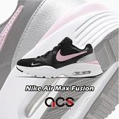 Nike 休閒鞋 Wmns Air Max Fusion 黑 粉紅 女鞋 氣墊 基本款 運動鞋 【ACS】 CJ1671-005
