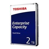 Toshiba【企業SAS碟】2TB 3.5吋 硬碟(MG04SCA20EE)