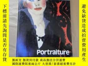 二手書博民逛書店罕見portraiture〔外文原版〕Y2931 請看清圖片。