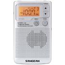 【SANGEAN】山進口袋型收音機 DT...
