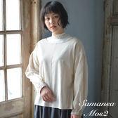 ❖ Spring ❖ 素面圓領落肩長袖上衣 (提醒➯SM2僅單一尺寸) - Sm2
